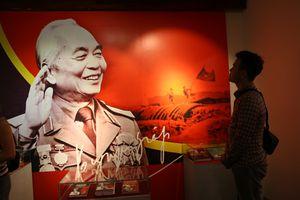 Tư liệu quý 'Đại tướng Võ Nguyên Giáp với chiến khu Việt Bắc'