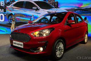Ford chính thức ra mắt mẫu Aspire, giá bán siêu rẻ từ 176 triệu đồng