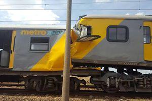 Tai nạn đường sắt tại Nam Phi, 300 người bị thương