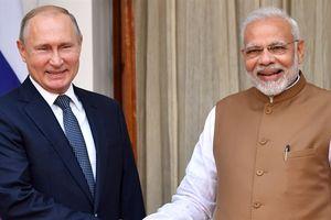 Nga - Ấn Độ ký thỏa thuận mua bán 5 hệ thống tên lửa S-400 trị giá hơn 5 tỷ USD