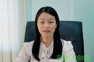 Miễn nhiệm chức vụ Giám đốc Sở Văn hóa Thể thao và Du lịch Đắk Nông