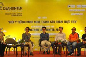 IdeaHunter 2018: Truyền cảm hứng cho cộng đồng công nghệ miền Trung