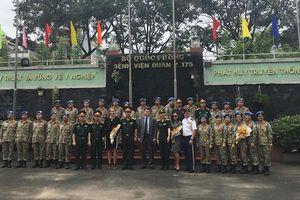 Trợ lý bộ trưởng Quốc phòng Mỹ đến Việt Nam lần 3
