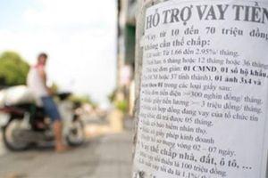Bình Thuận: Nhiều nhóm giang hồ gốc Bắc hoạt động tín dụng đen