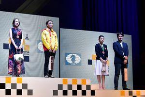 Cờ vua Việt Nam vượt mức kỳ vọng tại Olympiad 2018