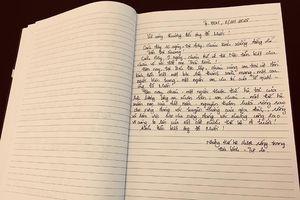 Những lời viếng giản dị trong sổ tang cố Tổng bí thư Đỗ Mười