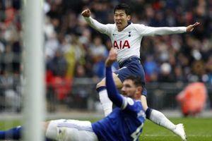 Tottenham 1-0 Cardiff: Thủ môn Philippines bất lực