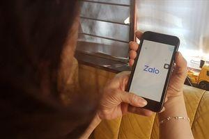 Giám sát vệ sinh môi trường bằng Zalo, Viber