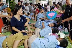 Vụ hàng trăm học sinh nhập viện cấp cứu tại Ninh Bình: Nhiều học sinh đã xuất viện