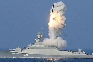Tướng Mỹ thích Kalibr, Nga lập tức chứng minh sự ưu việt