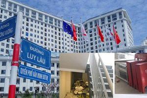 Bắc Ninh: Chung cư Royal Park được nghiệm thu PCCC khi còn nhiều tồn tại?