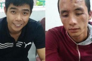 2 đối tượng trộm chó cầm dao tấn công cảnh sát