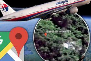 Nóng: Phát hiện một MH370 khác trong rừng ở Campuchia?