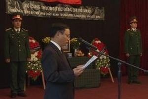 Đại sứ quán Việt Nam tại LB Nga tổ chức lễ viếng nguyên Tổng Bí thư Đỗ Mười