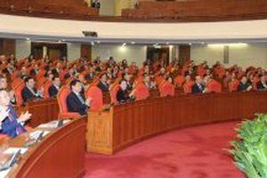 Bế mạc Hội nghị lần thứ tám Ban Chấp hành Trung ương Đảng khóa XII
