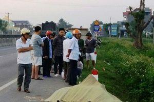 Nam thanh niên tử vong trong tư thế tay ôm đầu bên quốc lộ 1A