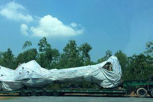 Bắt cây 'quái thú' lọt nhiều trạm CSGT miền Trung