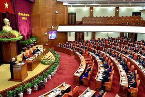 Tháng 12: Lấy phiếu tín nhiệm ủy viên Bộ Chính trị, Ban Bí thư