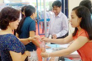 Khai mạc hội chợ các sản phẩm thủy sản Việt Nam