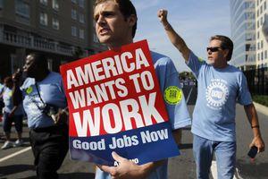 Chiến tranh thương mại đang giúp người dân Mỹ có thêm việc làm