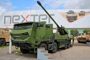 Pháp giới thiệu pháo tự hành bán chạy nhất châu Âu cho Việt Nam