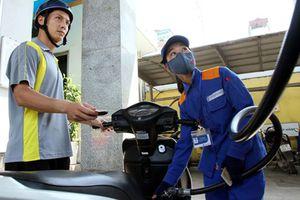 Giá xăng tăng mạnh nhất kể từ đầu năm