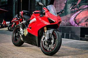 Ducati Panigale V4S độ pô gần 200 triệu đồng ở Sài Gòn