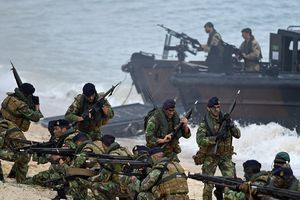 NATO triển khai 45.000 quân tới gần biên giới Nga