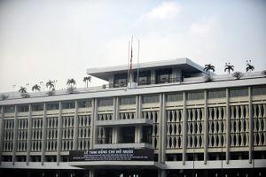 Những hình ảnh lễ viếng nguyên Tổng Bí thư Đỗ Mười tại TP. Hồ Chí Minh