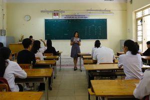 Hà Nội chọn phương án thi 4 bài để tuyển sinh lớp 10