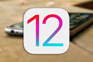 Tốc độ cập nhật iOS 12 ấn tượng, trở thành phiên bản iOS phổ biến nhất
