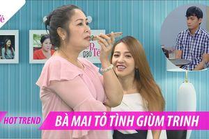 Bà Mai - Hồng Vân thay Puka gọi điện giải bày tình cảm với chú Quang - Ngọc Thuận và cái kết đắng