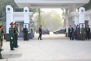 Thắt chặt an ninh phục vụ Quốc tang nguyên Tổng bí thư Đỗ Mười