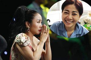 Ốc Thanh Vân bức xúc trước tin đồn Mai Phương qua đời