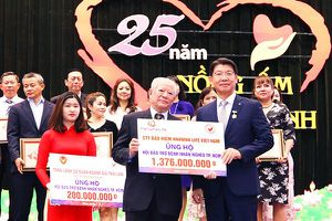 Hanwha Life Việt Nam- gần 10 năm vì cộng đồng