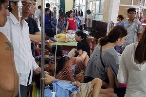 Ninh Bình: Thông tin mới nhất về 150 học sinh ngộ độc sau bữa ăn trưa