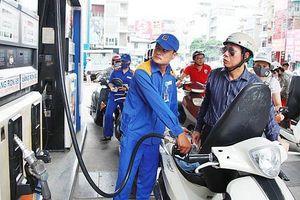 Giá xăng tăng mạnh kể từ 15g chiều nay