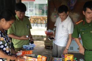 Lạng Sơn xử lý nhiều mặt hàng, thực phẩm quá hạn sử dụng