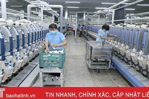 Hà Tĩnh có 6.697 doanh nghiệp, đơn vị SXKD đang hoạt động
