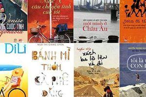 Sách du ký: Truyền cảm hứng lên đường