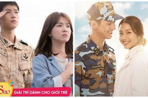 Cư dân mạng Trung Quốc nói về cảnh hất điện thoại trong 'Hậu duệ mặt trời' Việt Nam: 'Tưởng khán giả bị ngu sao?'