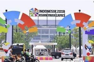 Dân Indonesia đang háo hức chờ khai mạc Asian Para Games 2018