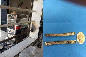 Đồng Nai: Truy bắt 2 nghi can đột nhập tiệm kim hoàn trộm hơn 100 lượng vàng