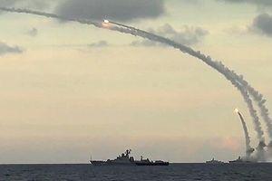 'Thần chết' Kalibr Nga giáng đòn Syria: Đô đốc Mỹ thừa nhận 'ấn tượng'
