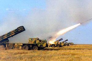 Nga chế UAV phóng từ tên lửa pháo phản lực Smerch