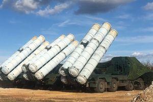 Pháp lo khi Nga cung cấp tên lửa S-300 cho Syria