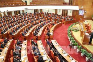 Bế mạc Hội nghị lần thứ 8 Ban Chấp hành Trung ương Đảng khóa XII