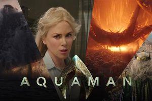 10 bí mật ẩn chứa trong trailer dài 5 phút của phim 'Aquaman'