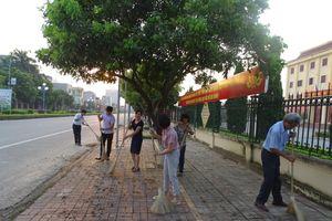 TP. Hưng Yên: Quan tâm phát triển kinh tế gắn với bảo vệ môi trường