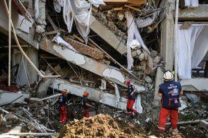 Thảm họa động đất, sóng thần ở Indonesia: Những người sống sót diệu kỳ